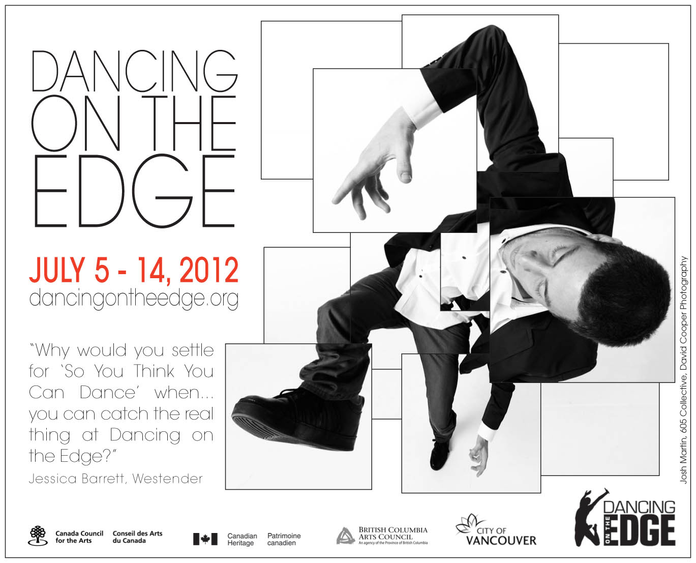 Dancing on the Edge 2011
